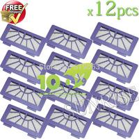 12 Piece Neato Filter Replacement Pack for XV-11 XV-12 XV-14 XV-15 XV-21