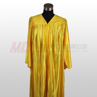 Senior Eco-Friendly Choir Robes in Gold