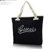 Hot sale tote bag casual canvas big bag fashion ladies should bag handbag
