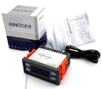 220V 110V 12V Digital LCD Thermostat Regulator Temperature Controller with sensor