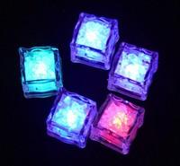 New 2013,novelty Wholesale Multi-color Luminous ice colorful wedding gift,Safe Design,Free shipping,CE&RoHS,Hot Sale,48pcs/lot