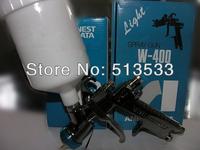 Made in Japan Anest iwata  manual spray gun paint  w-400  for furniture spray gun for  car