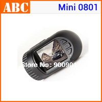Mini 0801 0803 Car DVR Recorder with Ambarella A2 + Built-in 8G + GPS Logger + Full HD 1920*1080P 30FPS + Wide Angle + G-Sensor