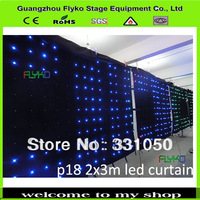 Flexible Soft Curtain LED Display Screen