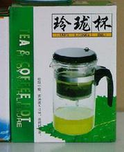glass tea pot promotion
