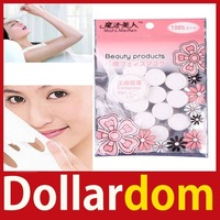 [DollarDom] 12 Pcs Beauty Skin Care Face Compressed Facial Dry Masque Mask Paper Worldwide free shipping
