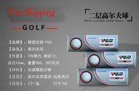 Best Selling,15pcs in a box Top Quality  Upscale Golf Balls,Soft Golf Balls,Man Golf Pratice Ball