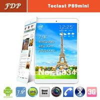 DHL free hot Teclast P89 Mini  Tablet PC Android 4.2 Dual Core  7.9 inch  1024*768 1GB GPS Bluetooth Dual Camera 5.0MP wifi mid
