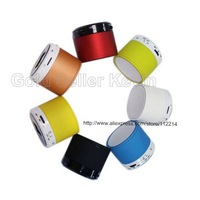 Good Quality  5PCS Wireless Bluetooth CSR 4.0 Short N30 II NFC Stereo Loud Speaker Subwoofer Portable Device HiFi EDR