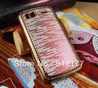 1pc Plated Hard Case Cover For HTC Sensation XE G14 Z715E Z710E
