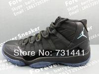 11's gamma blue men's basketball shoes 378037-006 378037 006