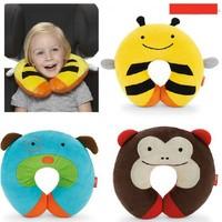 5pcs/lot 2014 New Arrival Baby Care U Shape Neck Pillow Children Travel Essentials Cartoon Car Pillow A994