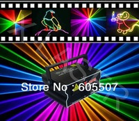 MINI 1W RGB full color Animation laser light with SD card for Christmas and New year