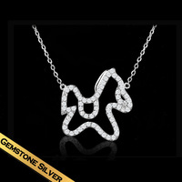 Special Choker Necklaces 925 Silver Switzerland Classic Trojans Fashion Design Free Shipping Pendant Jewelry XL13A1145