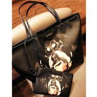 2013 autumn women's handbag shoulder bag fashion handbag personality vintage picture package unhide big bag