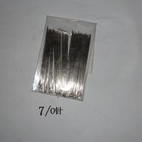 Lengthen sew-on needle large quilt needle 7 long  staples stizostedium needle