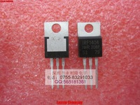 20pcs/Lot TO-220 162a 40v IRF1404 IR large current n-channel MOSFET power tube