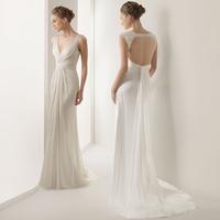 2014 New design Personal custom All size Long design double-shoulder female evening dress party dress diamond evening dress