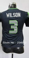 USA Youth Russell Wilson 3 Jersey - Wholesale Cheap Russell Wilson 3 Kids' Football Jerseys