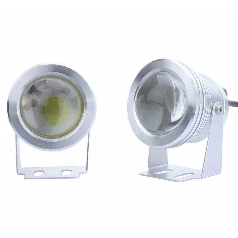 Подводное освещение Jiawen 20 10W 12V IP65 1000LM /piscina