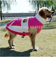large dog winter clothes golden retriever Samos big dog padding vest ski wear 2XL-4XL 3colors