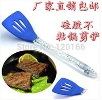 Silicone slot turner silicone sptatula, silicone kitchenare, silicone kitchen tools, kitchen utensil , Free shipping.