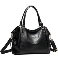 Hot Sale New 2014 Fashion Brand n Genuine Leather  (1+2)    handbags High Quality shoulder Messenger crossbody bag Q9