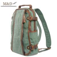 Cloth casual backpack school bag fashion Canvas vintage backpack travel bag