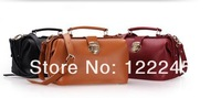 Cowhide bags 2013 women Genuine Leather handbags fashion  Shoulder messenger bag 10pcs/lot