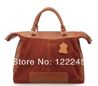Cowhide bags 2013 new women Genuine Leather handbags fashion  Shoulder messenger bag 0#1225# 10pcs/lot