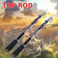 2.7m Newest Metal seat  telescopic rods ,fishing rods, fishing tackle   free shipping