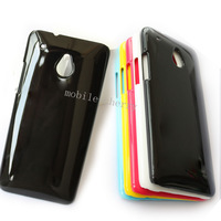 New Colorful Stylish Plastic Protector Hard Cover Case Shell For HTC One Mini M4