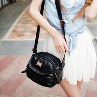 Free shipping fashion stunning casual all-match tassel zipper small bags women's handbag shoulder bag messenger bag three-color