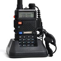 10 Pcs BAOFENG UV-5R PLUS UHF 400-520MHz VHF 136-174MHz Dual Band Watch Two-Way Radio Free shipping