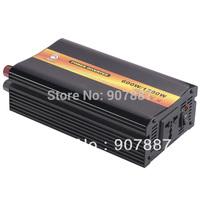 Free shipping!!Hot sell 600W 12V 110V DC AC power inversor/inverter/invertor/converter