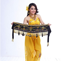 Spring New 2014 Women Belly Dancing Clothing Hip Belt Belly Dance Clothing Womens Red Rose Yellow Purple 8 Colors Hip Wraps A