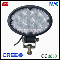 CE&ROHS,2 Years Warranty.Spot/Flood Beam 12V 24V 750LM 5000K,6500K IP67 ATV/Motorcycles/Off Road 27W Cree Led Work Light MK-630