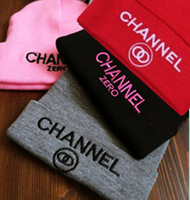 Top Quality !! Cherry KoKo Ssur channel zero Beanies knitted hat Male Women lovers Skullies