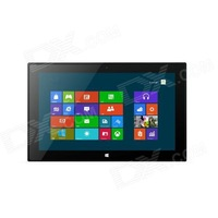 "Livefan F2-3G 11.6"" IPS Intel i5 Windows 8 Tablet PC w/ SIM / 4GB RAM / 32GB SSD - White + Black"