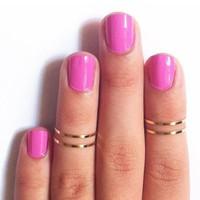 New!!  Fashion circle women ring jewelry  J1590