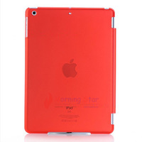 Premium Crystal Clear Slim Hard Case Back Cover For Apple iPad Air 5 5th Gen