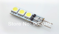 10PCS/LOT Hot Sell New 2W 6PCSED G4 Light Crystal Light Source 12 V Good Quality and Best Price Free Shipping Wholesale