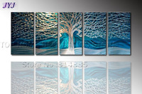 From Artist Directly !! Best Quality Original !!  The Life Tree !100% Handmade Oil Painting On Canvas Wall Art  JYJHS062