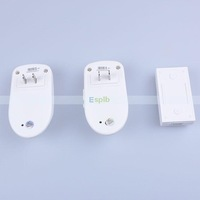 New Wireless Door Bell - 1 Remote Control 2 Wireless digital Doorbell