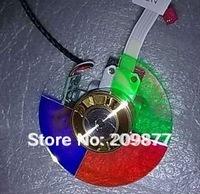 PB8250 color wheel 4 segments,projector color wheel,color filter