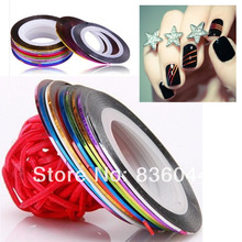 striping tape nail promotion