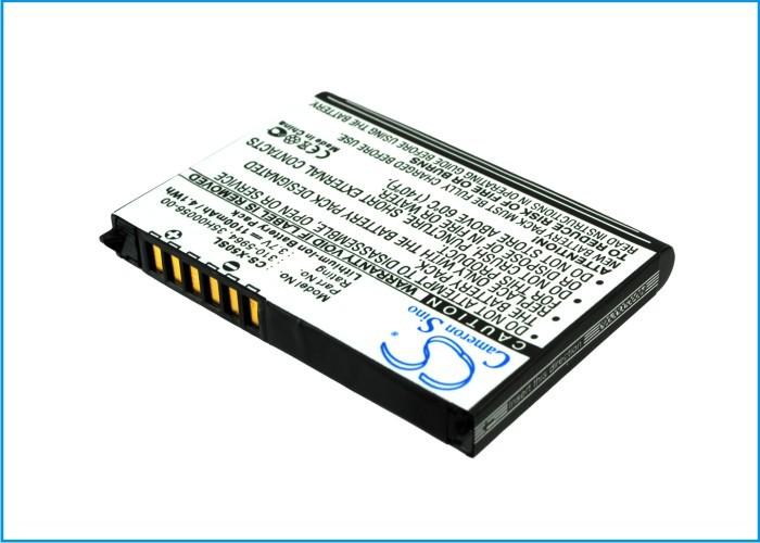 PDA/Pocket PC Battery For DELL Axim X50, X50V, X51, X51V 1100mAh new free shipping(China (Mainland))