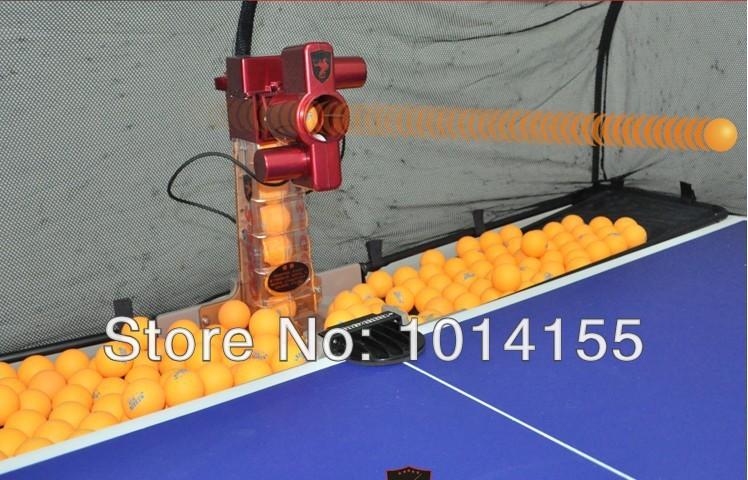 ping pong pitching machine