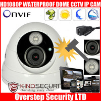 Cheapest HD1080P Dome IP 2 MP IR CCTV  IP cameras,H.264 HD IR-CUT waterproof indoor/outdoor IP Camera,onvif 1080P network Camera