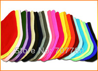 Free Shipping 23 colours 2013 Winter Fashion Neon Beanie Casual Hat Cap Unisex Free Size (HCB001) !!